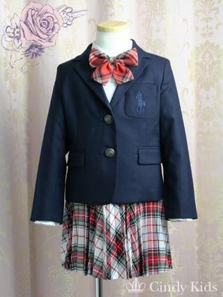 ラルフローレン・小学生女の子スーツ
