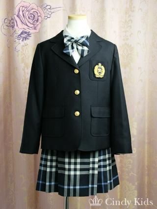 バーバリー・小学生女の子スーツ