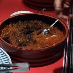 雲仙みかどホテルの朝食バイキング・海鮮丼いくら山盛りで最高!