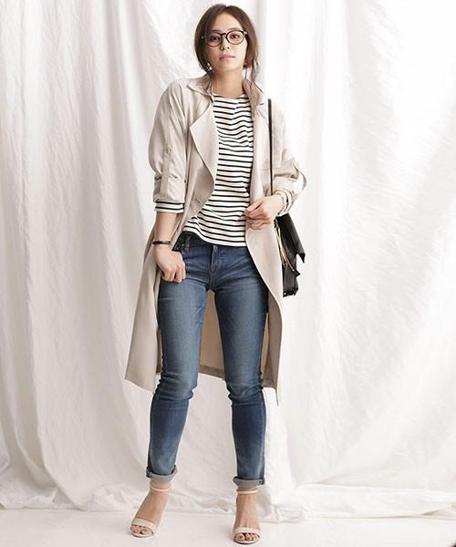 30代抜け感ファッション