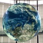 日本科学未来館のジオコスモス