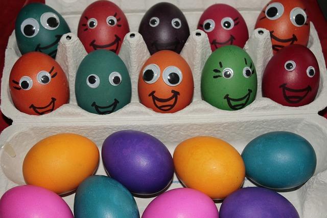 Easterエッグの作り方