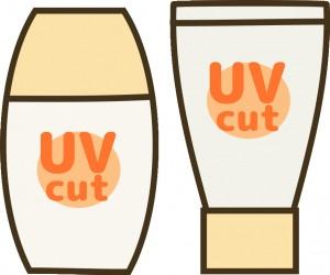 UVカット日焼け止めクリーム