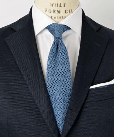 イタリア製のSHIPSのネクタイ