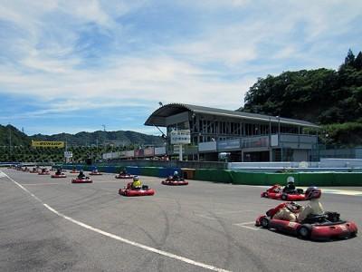 幸田レンタルカート耐久レース