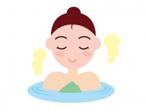 綺麗なお風呂で入浴