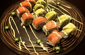 たなばたのお寿司