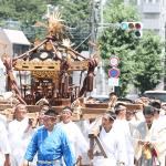 熊谷うちわ祭り2016!日程・アクセス・屋台グルメ・交通規制まとめ