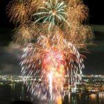 函館港まつり・道新花火大会2016!穴場・おすすめ屋台・交通規制まとめ