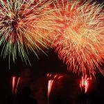 さいたま市花火大会2016日程。屋台や打上数が一番多いのはどれ?