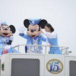 函館港まつり2016!ディズニーパレードの場所取り&日程・時間は?