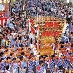 上溝夏祭り2016日程&混雑予想!露店・最寄り駅・神輿はどこ?
