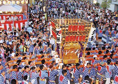 上溝夏祭り