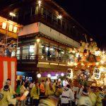 成田祇園祭 夜