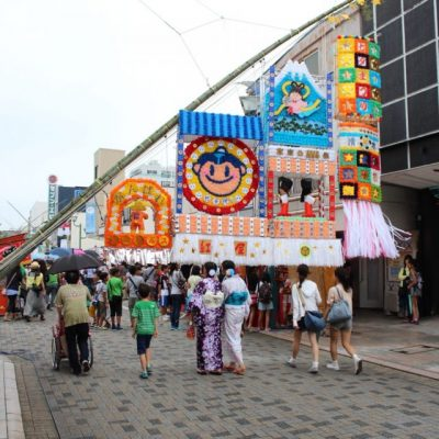 清水七夕祭