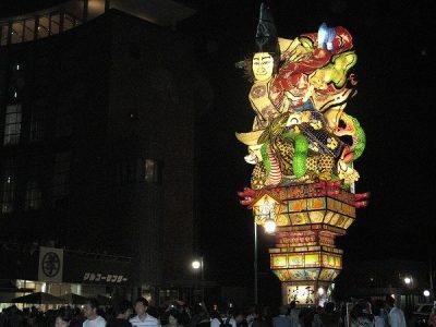 五所川原・たちねぷた祭り