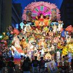 八戸三社大祭2016!ライトアップ日程や山車ルート。有料席が安い!