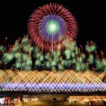 赤川花火大会2016日程!無料駐車場や屋台、穴場スポットはココ!