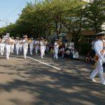 ペルー祭のパレード