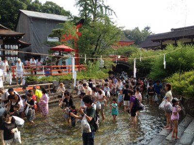 下鴨神社みたらし祭り
