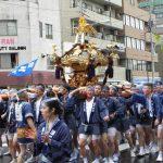 深川八幡祭り2016日程。屋台の出店場所や注意点。最寄り駅は?