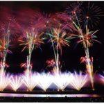 港まつり能代の花火大会2016日程!駐車場やシャトルバス・屋台は?