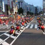 上野夏祭り2016!骨董市やパレード日程。屋台の場所や混雑は?