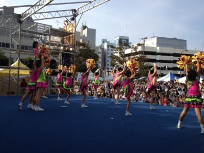 横須賀開国祭 ダンス