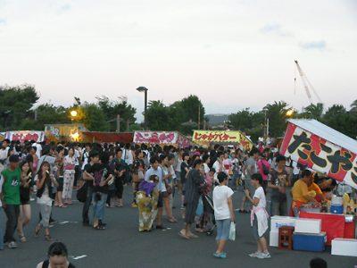 横須賀開国祭 屋台