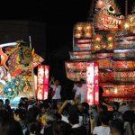 能代市おなごりフェスティバル2016日程!駐車場や混雑・屋台は?