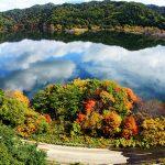 シューパロ湖の紅葉の時期や見頃はいつ?アクセスや周辺観光。