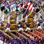 新居浜太鼓祭り2016日程!シャトルバスや臨時駐車場・混雑情報。