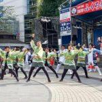 東京よさこい・ふくろ祭り2016スケジュール!混雑や屋台はどう?